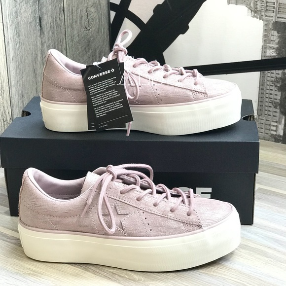 One Platform Taupe Ox W Nwt Converse Diffused Star 7gvfbY6y